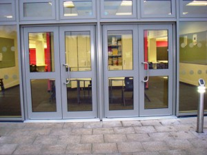 Oakfield Community College Dor Strong Doors